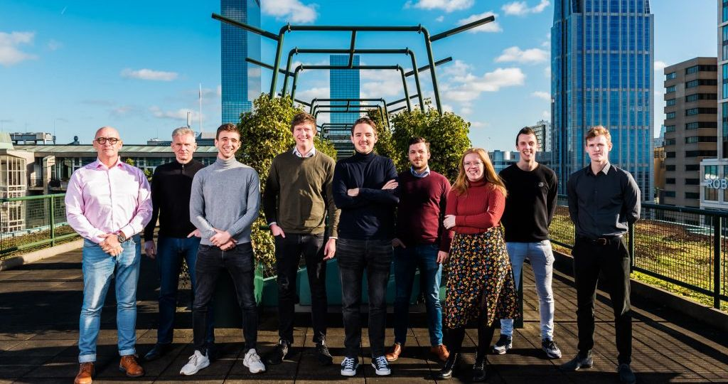 channext-teamfoto-investeringsronde-funding-startup-rotterdam